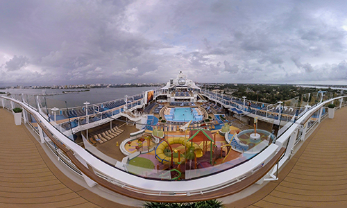 Tirun - Royal Caribbean Cruise Ship walkthrough by Meraki Virtual Reality India